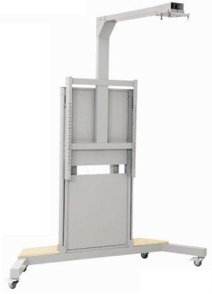 Rollstandfuß höhenverstellbar Modell 1200