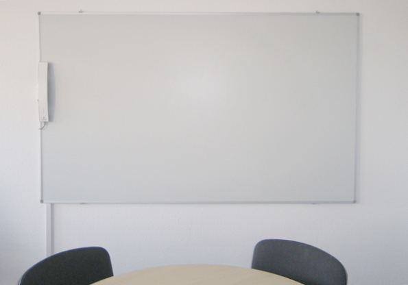 Mimioteach Whiteboard Installation Frankfurt am Main