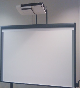 Interaktives Whiteboard Installation Wiesbaden