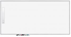 Whiteboard Format 16:9 für WXGA