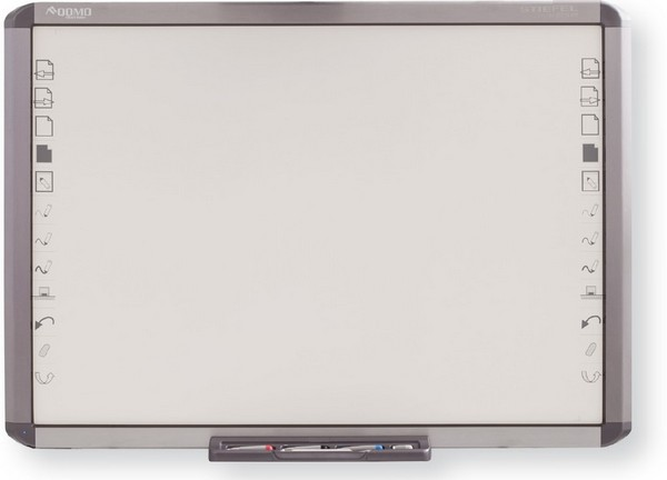 Stiefel QOMO interaktive Whiteboards