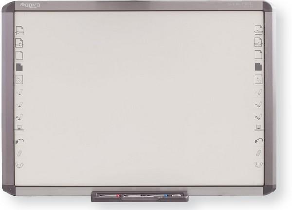 Stiefel QOMO interaktive Whiteboards
