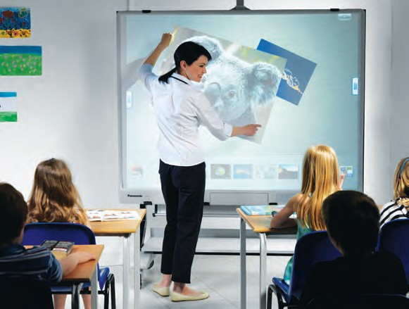 Panaboard UB T880 interaktives Whiteboard
