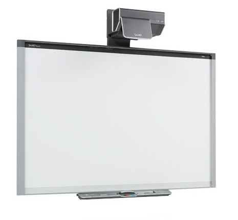 SMART Board 885ix interactive whiteboard system