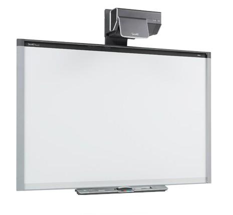 SMART Board 885ix interactive whiteboard system