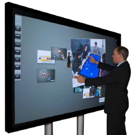 interaktives Touchdisplay