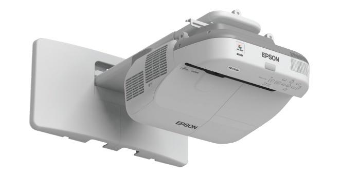 Interaktives Whiteboard und Epson Projektor